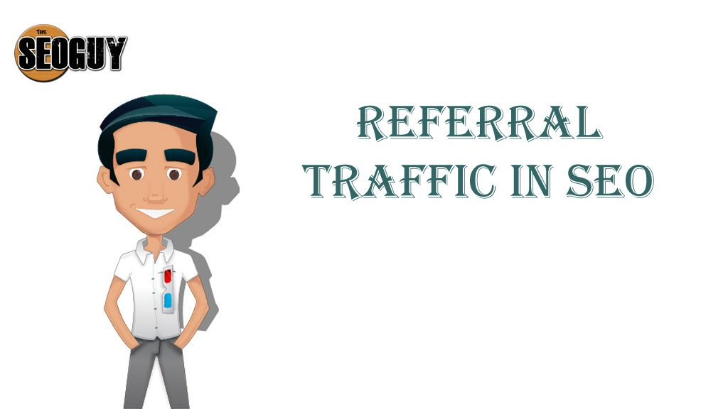 Referral traffic in SEO