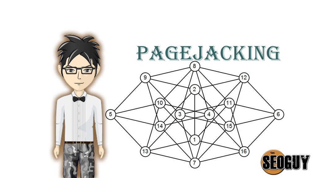 Pagejacking
